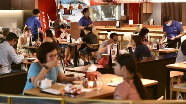 S$640 million support package for businesses, workers affected by extended COVID-19 restrictions