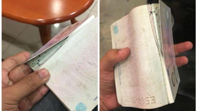 男子马国关卡疑遭索贿撕毁护照事件 马国柔佛移民局:展开调查