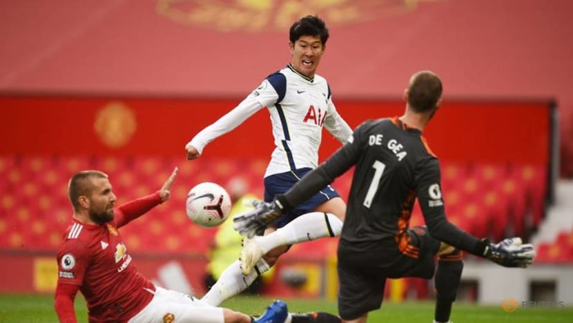 Football: Manchester United humiliated as Mourinho's Spurs win 6-1 at Old Trafford