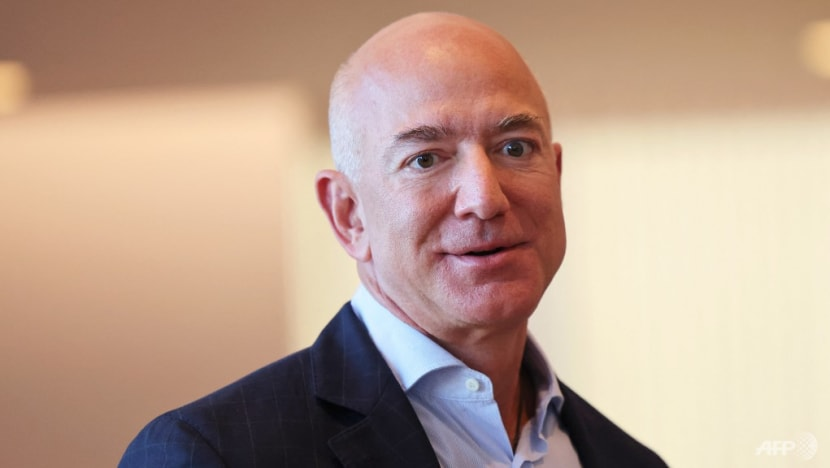 Jeff Bezos lays out next steps for his US$10 billion earth pledge