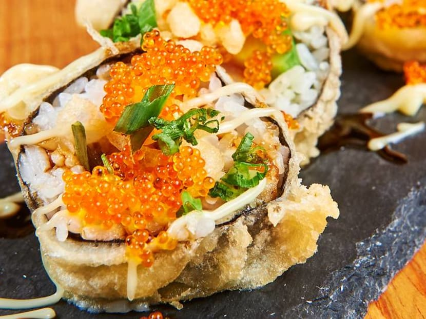 Two popular Japanese restaurants in Singapore join forces for new dining concept