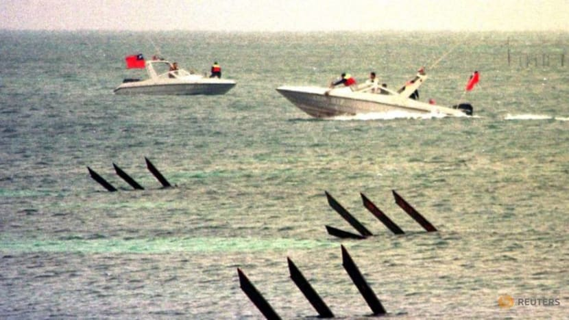 Taiwan says it may shoot down Chinese drones in South China Sea