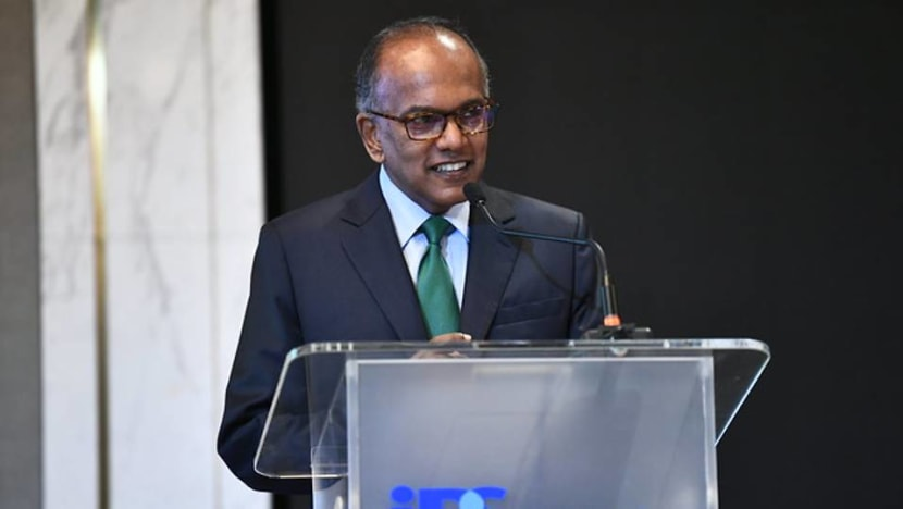 Singapore's religious harmony law to be updated: Shanmugam