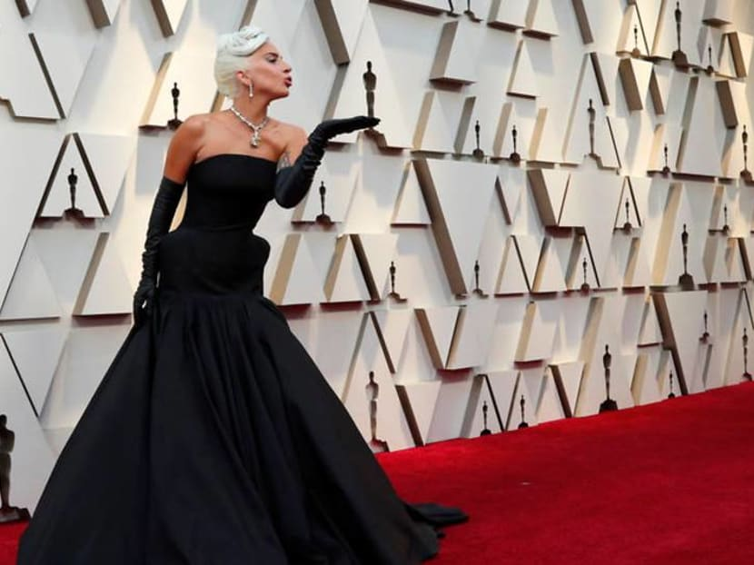 High heels! Real pants! 'Teeny tiny' Oscars red carpet signals return to glamour