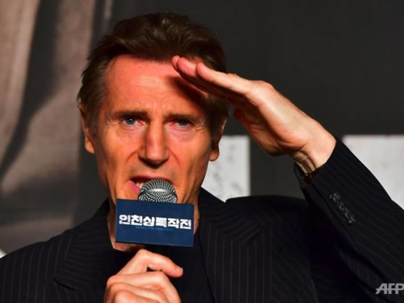 'I'm not a racist,' actor Liam Neeson says after revenge fantasy remarks