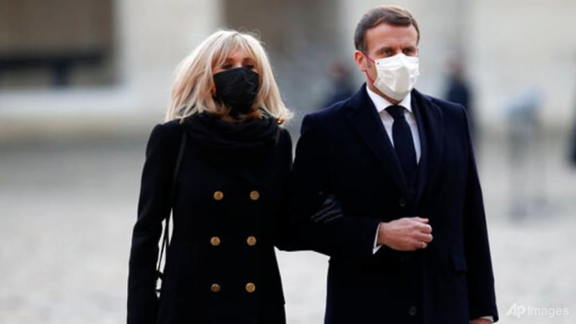 French president's wife tested positive for COVID-19 in late December: Reports