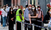 Germany's COVID-19 infections at highest since mid-May
