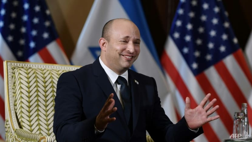 Israeli PM promises 'new spirit' in Biden meeting