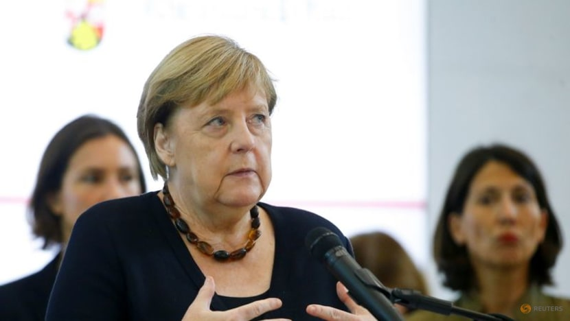 Germany wants to talk with Taliban about further evacuations from Afghanistan: Merkel