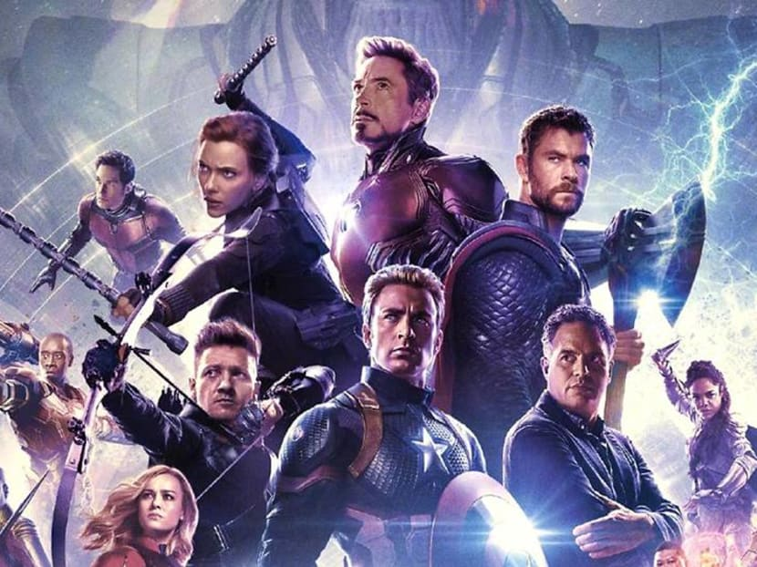 Avengers: Endgame advance tickets go on sale in Singapore on Wednesday