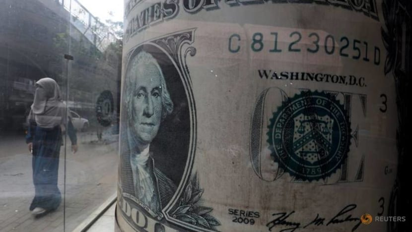 Dollar shifts up a gear as COVID-19 looms over England's 'Freedom Day'