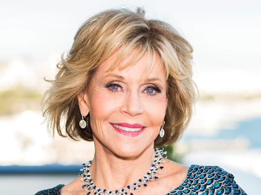 Actress Jane Fonda to receive Golden Globes' Cecil B DeMille Award