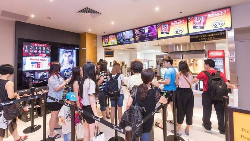 Golden Village-Cathay merger proposed; will become Singapore's largest cinema operator if approved