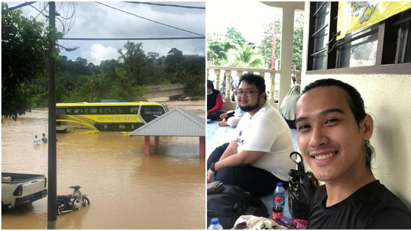 'Vehicle was swaying left and right': Malaysian trapped in bus during Pahang flood recounts experience