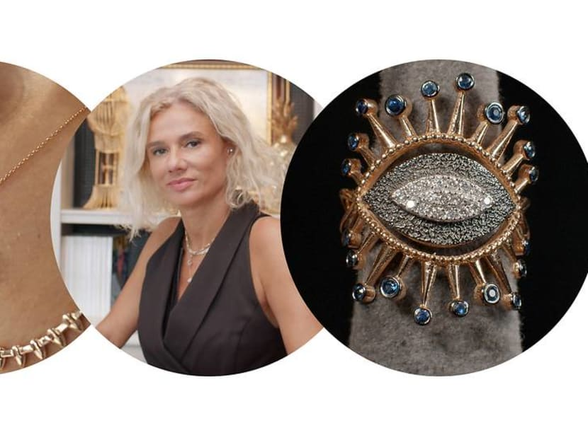 Meet the Turkish jeweller behind the famous M ring worn by Madonna