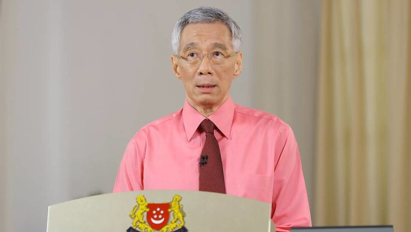 In full: PM Lee's speech on advising President Halimah to dissolve Parliament, issue Writ of Election