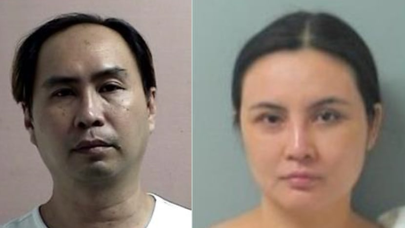 Man, woman jailed over sham marriage solemnised in China