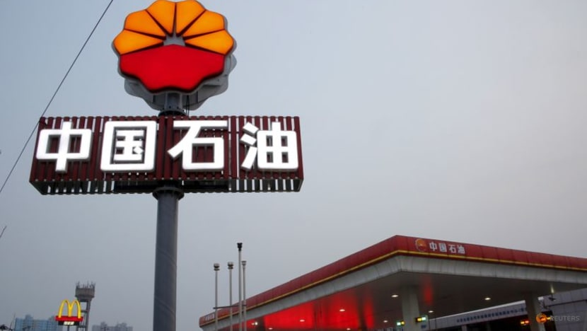 PetroChina aims for even split for oil, gas, green energies by 2035