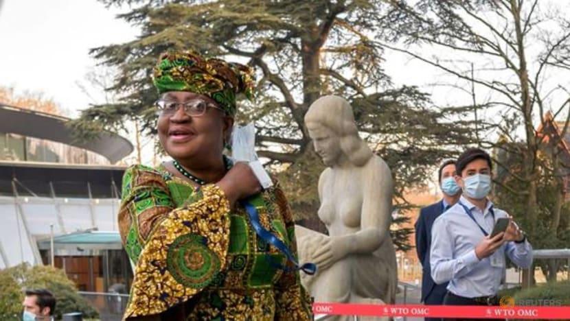 Nigeria's Okonjo-Iweala says 'ready to go' on day one as WTO boss