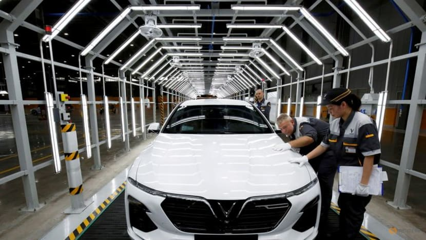 Vietnam carmaker Vinfast eyes start of US deliveries in late 2022, CEO says