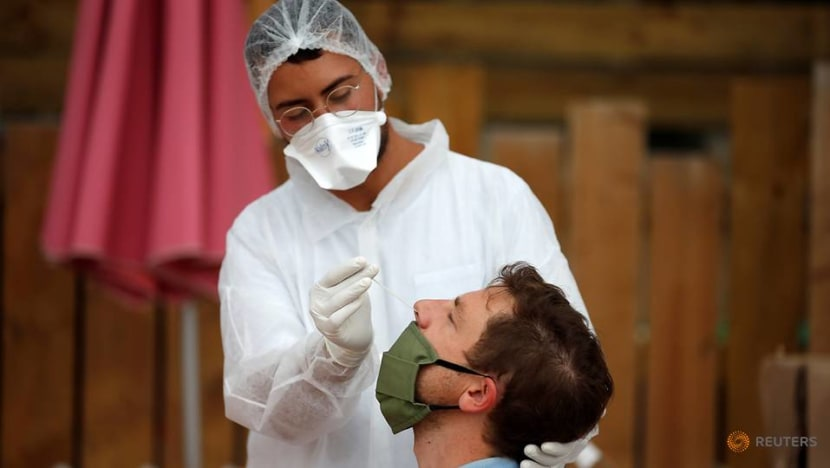 France sees drop in new COVID-19 cases but more young adults infected