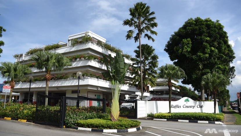 Train testing centre to be built at former Raffles Country Club site