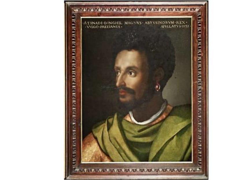 Uffizi masterpieces show Black culture's role in the Renaissance