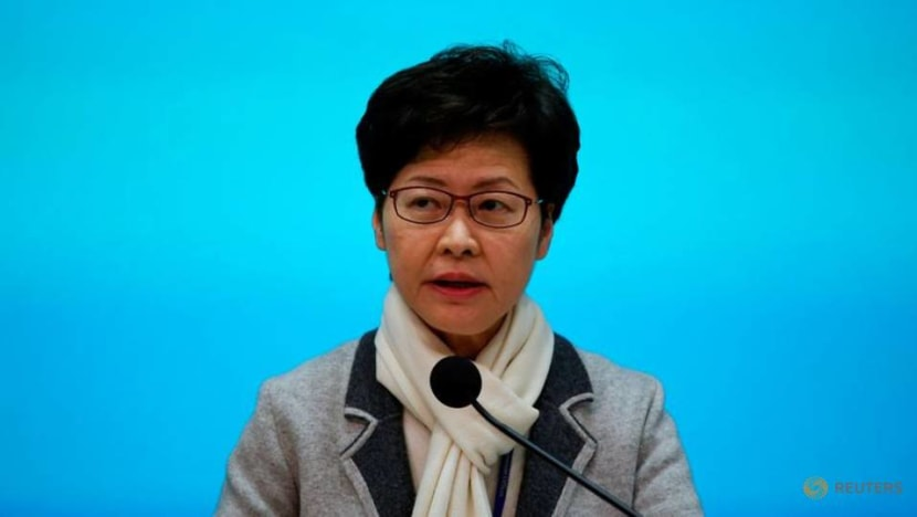 Security laws will not affect Hong Kong's rights and freedoms, says leader Carrie Lam