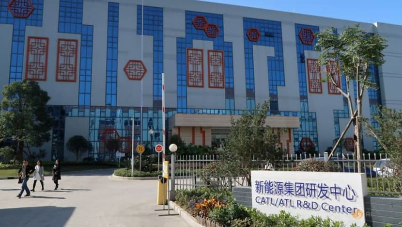 Chinese top electric vehicle battery maker sues smaller rival over alleged IP violation