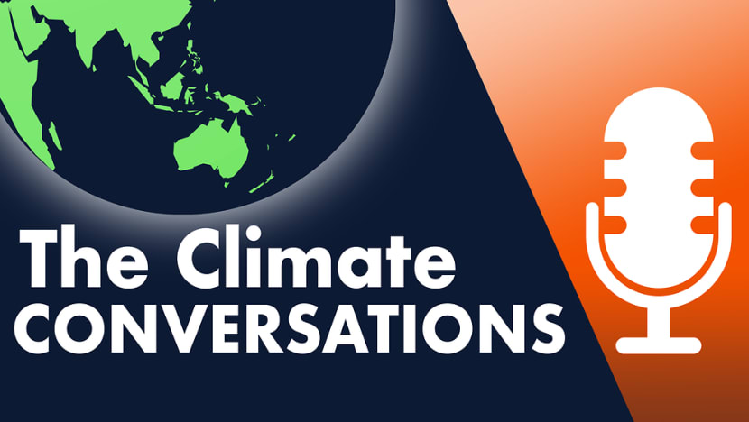 """The Climate Conversations - S2: Just what can the """"humble"""" mangrove do in the fight against climate change? 
