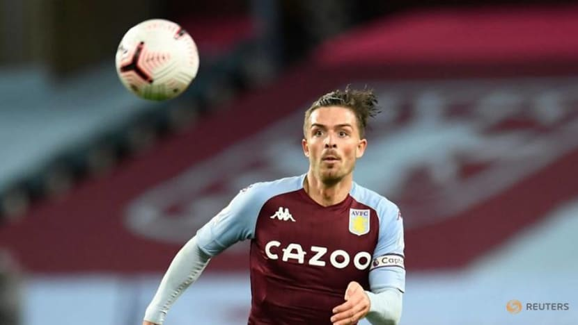 Football: Grealish aiming to be England's game-changer