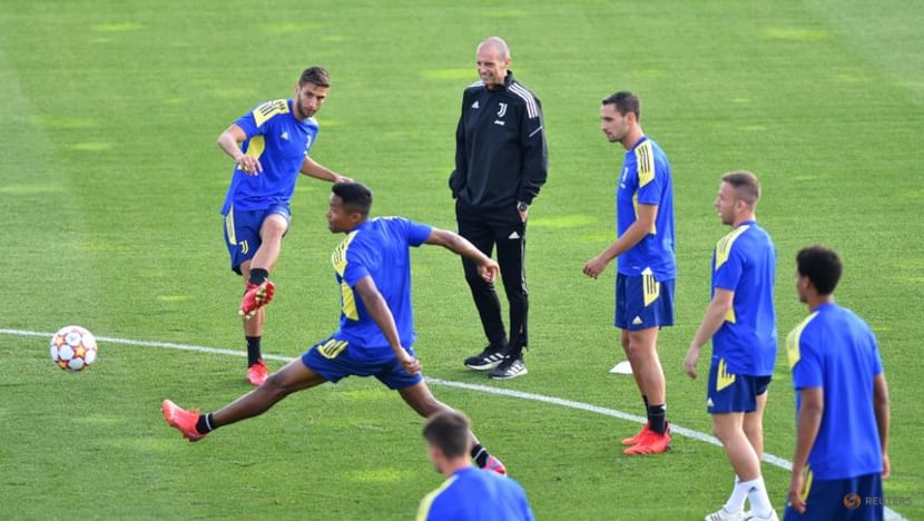 Football: We must take the game to Chelsea, says Juve's Allegri