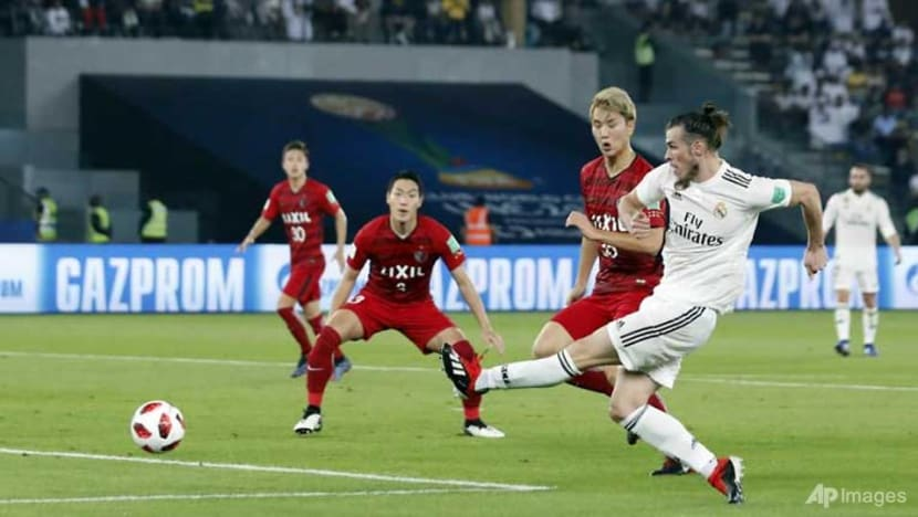 Football: Hat-trick hero Bale fires Real Madrid into Club World Cup final