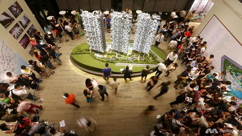 Singapore's private home sales soar 52% in November