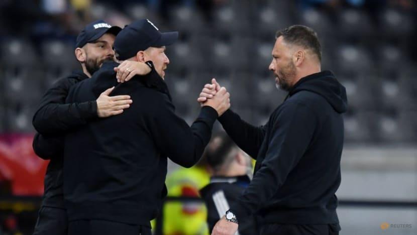 Football: Ekkelenkamp shines in Hertha debut to earn comeback win over Fuerth