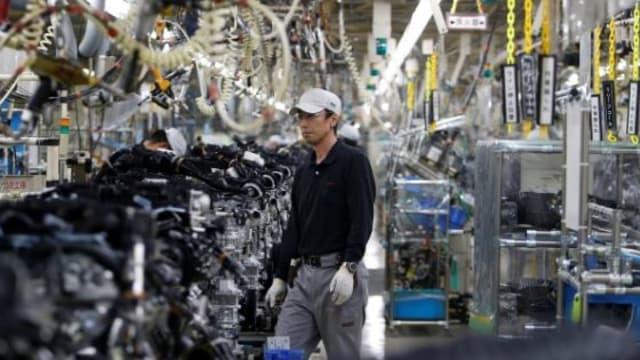 亚洲七月制造业活动陷入低谷
