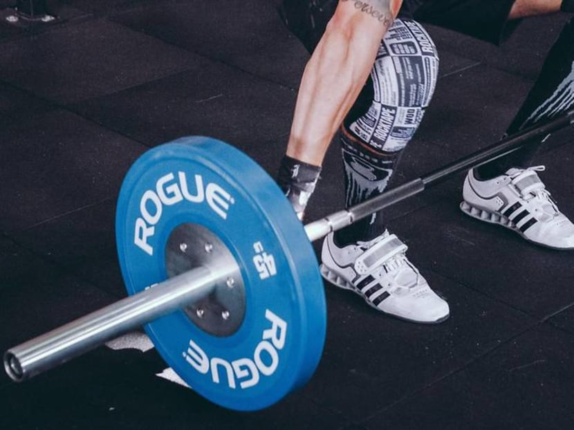 Lifting weights? Your fat cells would like to have a word with you