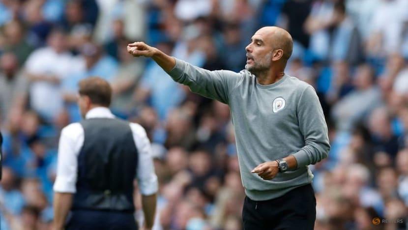 Football: No striker, no problem, says Guardiola after Saints stalemate