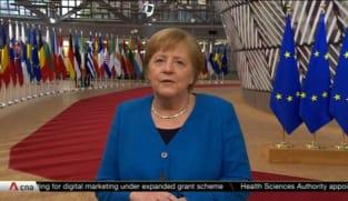 European Union braces for post-Merkel era | Video