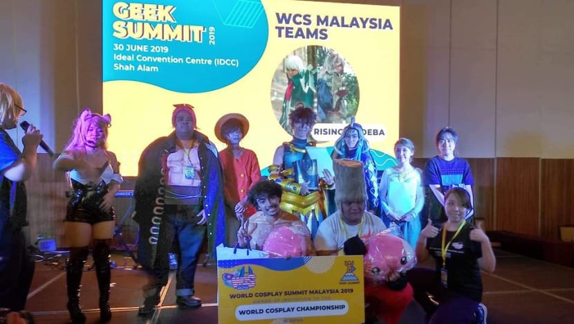 Malaysia arrests foreign cosplayers in festival raid