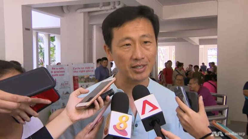 MOE to announce 'significant' move to improve education system: Ong Ye Kung