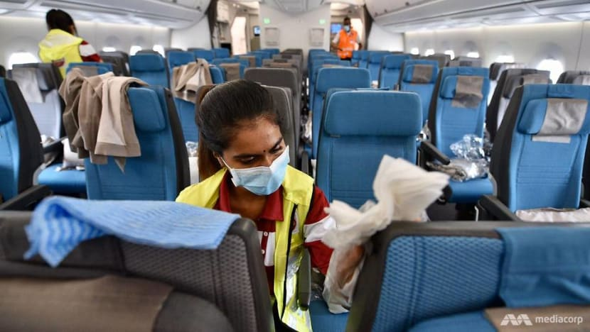 Singapore Airlines steps up cleaning of aircraft amid COVID-19 outbreak