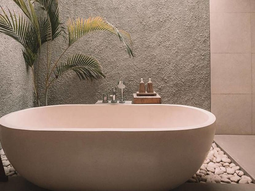 How to create a spa-like bathroom where you can relax and decompress