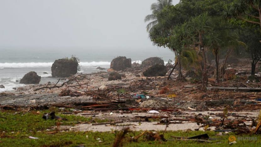 Indonesia tsunami: Singaporeans should defer travel to affected areas, says MFA