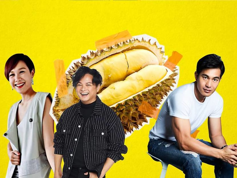 Where Singapore celebs like Dennis Chew and Pierre Png go for their durian fix