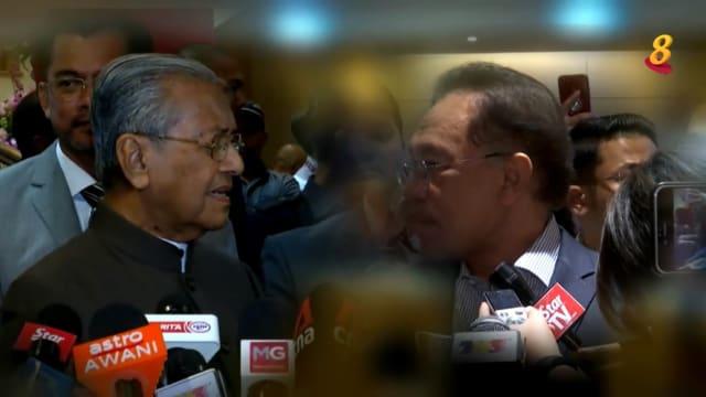 焦点 | 马哈迪三度拜相 困难重重?