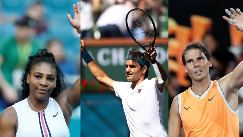 The Nadal, Federer, Serena questions that will shape the claycourt season