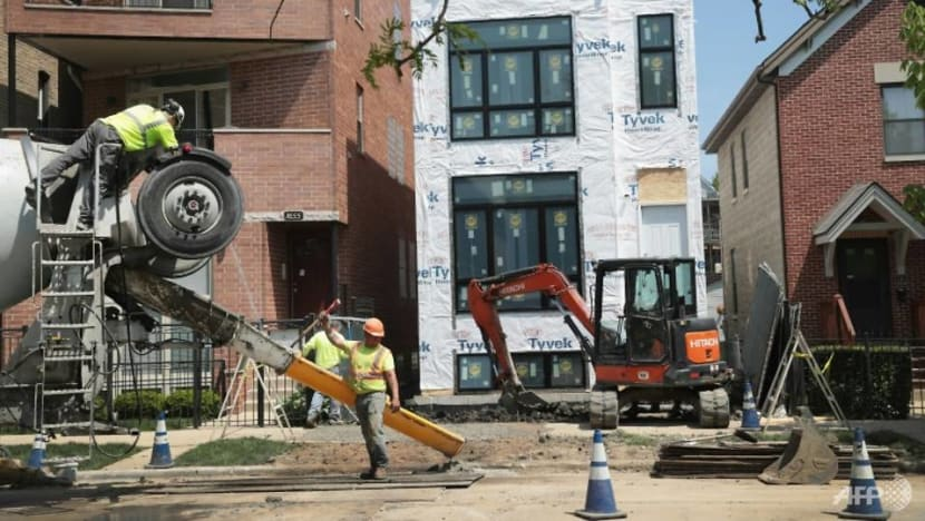 US housing starts beat expectations, supply constraints remain