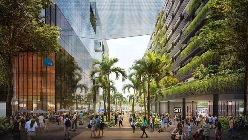 Punggol Digital District secures first batch of global players; more than 2,000 jobs to be created