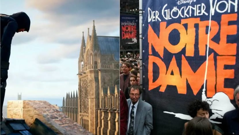 Notre-Dame in the arts: From gothic novels to Assassin's Creed
